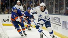 Point scores again, Lightning beat Islanders 2-1 in Game 3