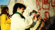 30 years ago, I spent Halloween hacking out my piece of the Berlin Wall
