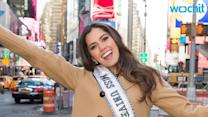 Reigning Miss Universe Responds to Donald Trump
