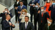 Sozialdemokraten kehren in Nordmazedonien an Regierung zurück