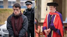 'Line Of Duty' star Tommy Jessop awarded honorary doctorate