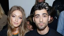 "Gigi Hadid and Zayn Malik Have Been So ""Emotional"" Following the Birth of Their Baby Girl"