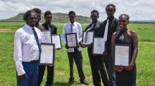 Hero's treatment for remote NT graduates