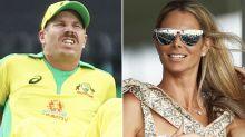 'Sorry Australia': Candice Warner's X-rated joke about David's injury