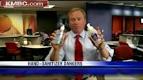 Study prompts new hand sanitizer concerns