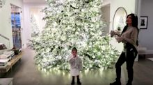 Kylie Jenner's Daughter's Lavish Christmas Gift Sends Twitter Into Meltdown