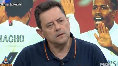Lo que oculta el discurso pasional de Tomás Roncero en 'El Chiringuito' tras la clasificación del Real Madrid