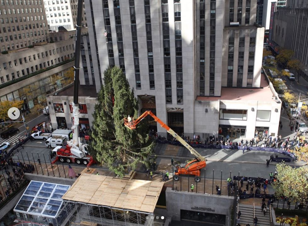 Everything You Should Know About The Rockefeller Christmas ...