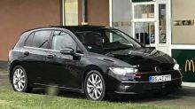 Nuova Volkswagen Golf, foto spia dell'ottava generazione