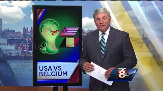 Mainers pack pubs, restaurants to watch final USA World Cup game