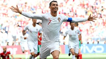 Ronaldo's early goal holds up as Portugal wins