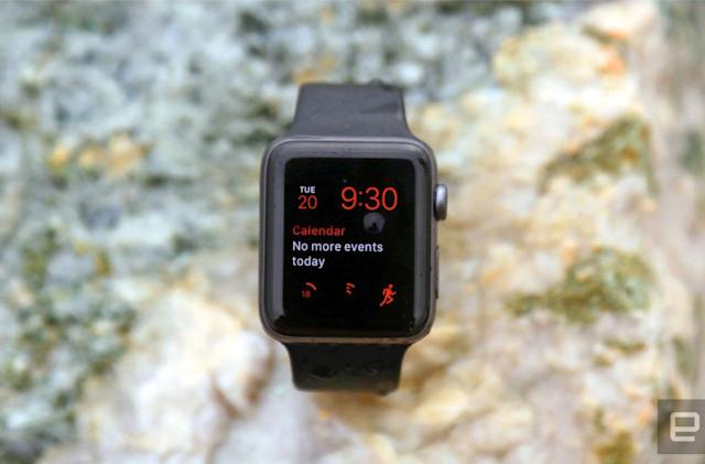 The next Apple Watch might not need an iPhone for data