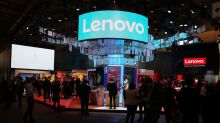 PC maker Lenovo's third-quarter profit beats expectations, powering share surge