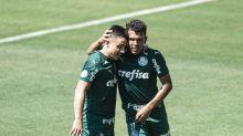 Gabriel Veron e a base são o motivo da boa campanha do Palmeiras