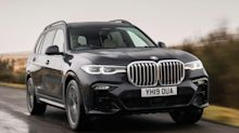 BMW X7 review: the large SUV you'll either love or loathe