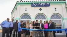 Newly Renovated and Modernized Roundhouse Aquarium Reopens on Manhattan Beach Pier