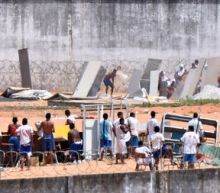 Brazil prisoners clash with police where 26 inmates were butchered