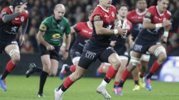 Rugby - CE - ST - Coupe d'Europe (Toulouse) : Romain Ntamack ouvreur face au Connacht