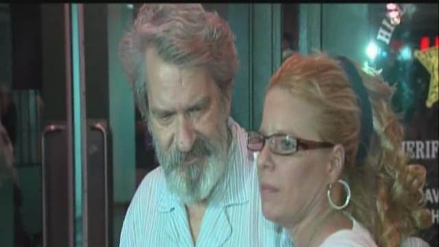 Wald acquitted, leaves jail with wife