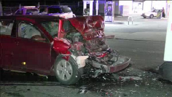 Two injured after collision with SEPTA bus in Feltonville