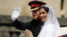 Harry & Meghan: Die schönsten Bilder des Brautpaares