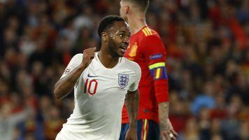 Croatia in jeopardy as England beats Spain