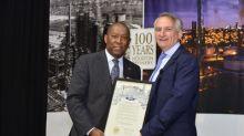 LyondellBasell's Houston Refinery Marks 100th Anniversary