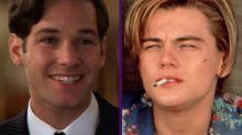Paul Rudd animó a Leonardo DiCaprio a hacer Titanic después de rodar Romeo y Julieta