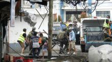 Two suicide attackers carried out Philippine bombings