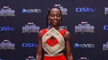 Lupita Nyong'o continúa reinando en la alfombra roja