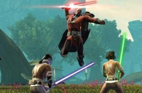 Star Wars: The Old Republic 1.2 update big enough for a trailer