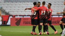 Passeou: Athletico-PR avança no Paranaense fazendo 5 a 0 no Londrina
