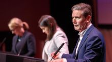 Labour leadership: Keir Starmer on course for clear victory in race to succeed Jeremy Corbyn, according to new members' poll