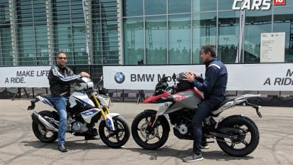 BMW G 310 R launched in India for Rs 2.99 lakh