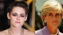 """Kristen Stewart Said Playing Princess Diana Is """"Intimidating"""""""