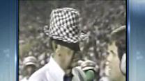 Steve Davis with Bear Bryant
