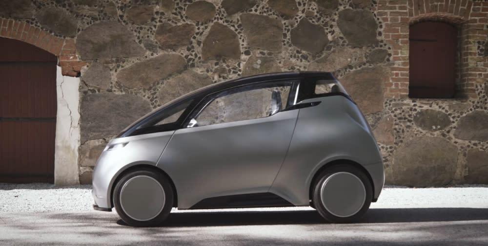 Uniti One電動車目前已成功達到眾籌目標,預計明年正式上市,雙人座售價為14,900歐元起,約合台幣54萬