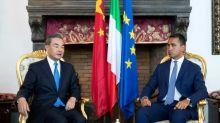 Itália e China fecham acordos comerciais