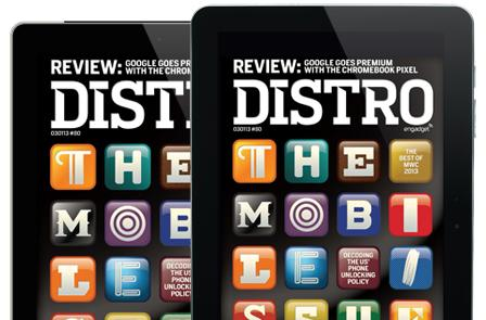 Distro Issue 80 goes mobile to tackle unlocking, form factors and the best of MWC 2013