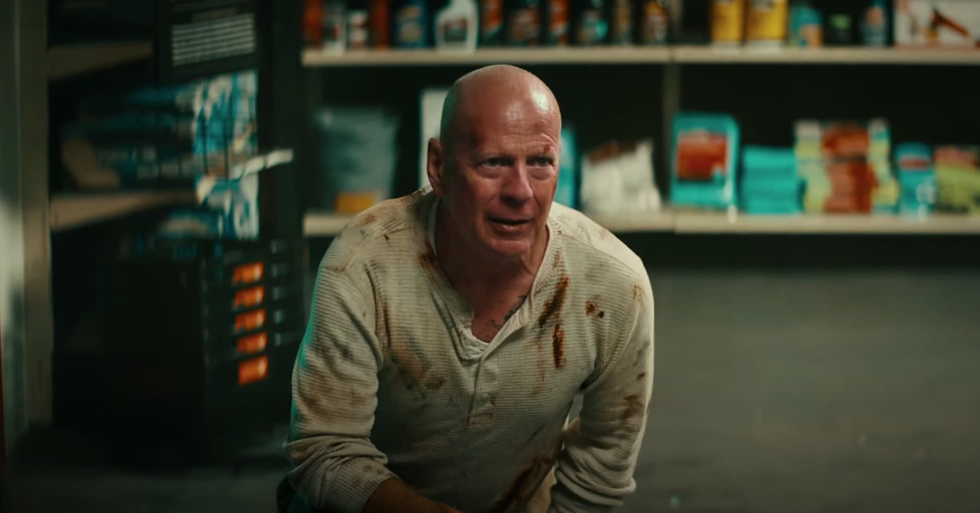 Bruce Willis Stars in Commercial for 'Die Hard' Car Batteries