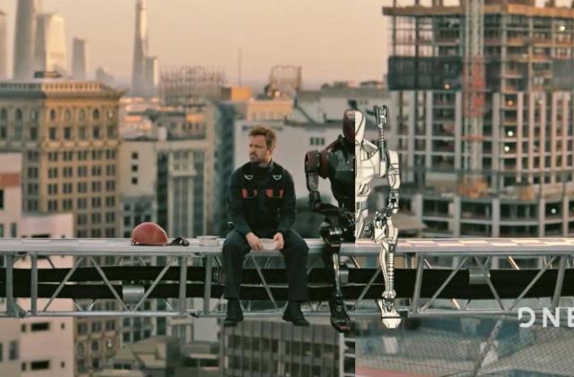 Watch VFX bring Westworld's dystopian LA to life