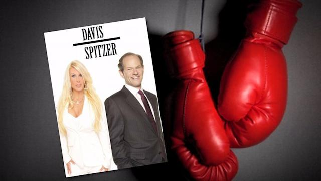 Eliot Spitzer to run against former madam