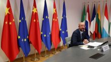 EU-China summit to mark soured relations with deal on whiskey