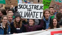 Greta Thunberg-inspired climate strike for Friday expected to be biggest yet — and New York kids can cut class