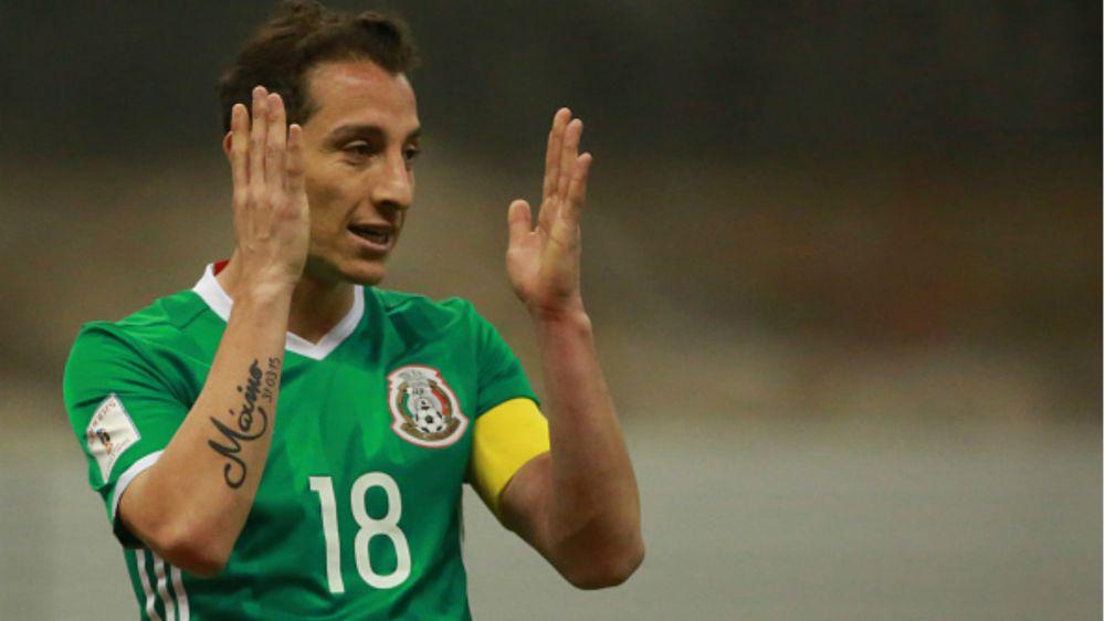 Jugadores de la Selección mexicana que jugarían su último Mundial en Rusia 2018