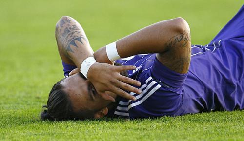 2. Liga: Dresdens Alvarez zieht sich Muskelfaserriss zu