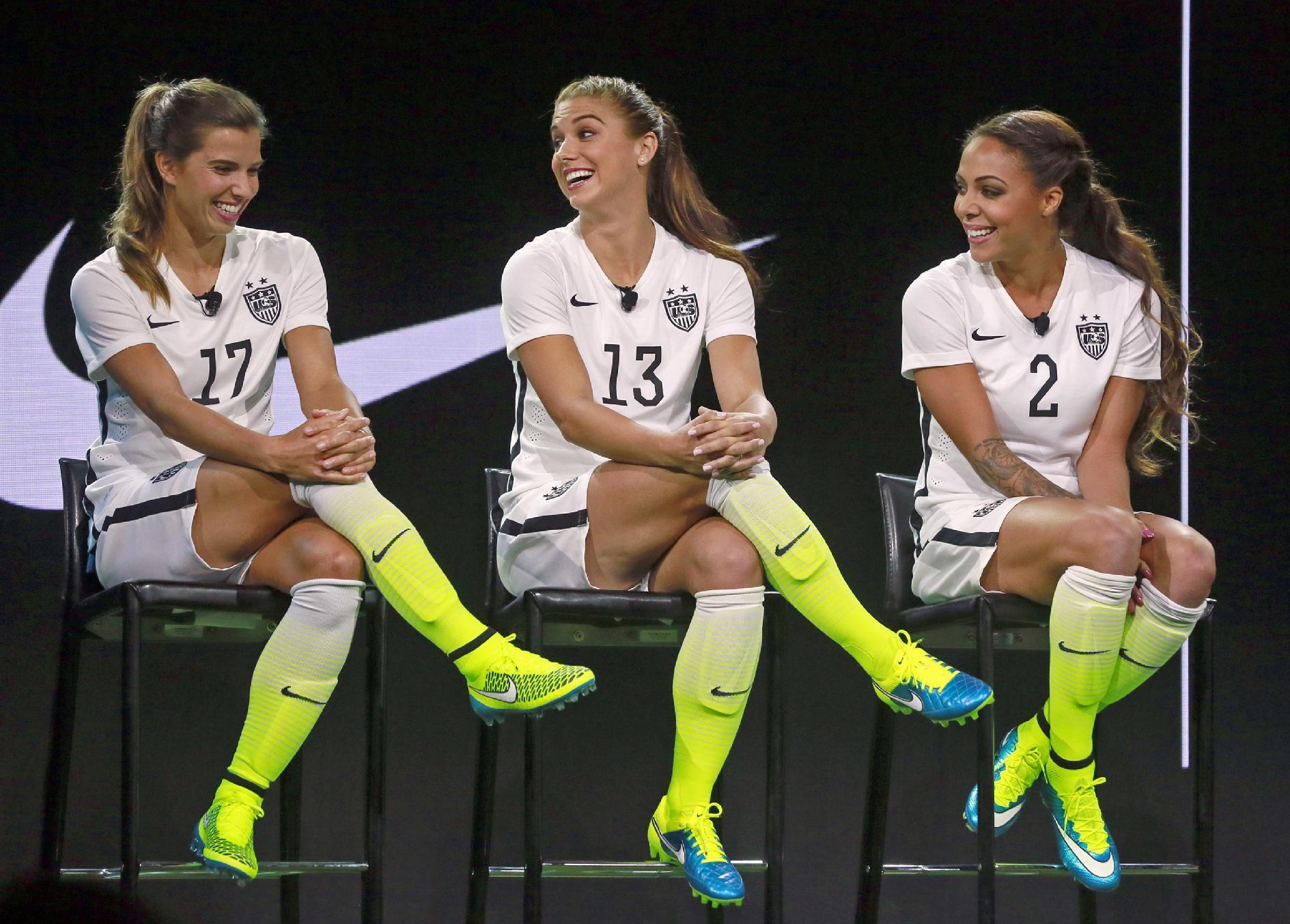 Nike releases new USWNT commercial prior to Women's World ...