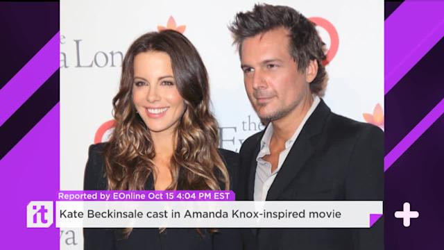 Kate Beckinsale Cast In Amanda Knox-inspired Movie