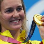 Olympics-Aussie 'Terminator' takes gold as pool duel with Ledecky surpasses the hype