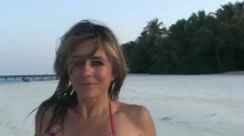 Elizabeth Hurley, 52, breaks the internet with bikini dance